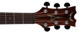 DEAN Natural Series Dreadnought A/E w/Aphex®
