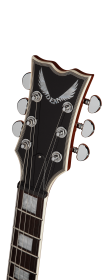 DEAN  Thoroughbred Deluxe - Trans Black Satin