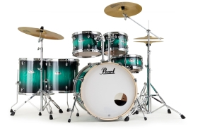Барабани Pearl EXA726S/C773  Teal Blue Ash