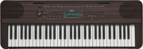 Преносим синтезатор Yamaha PSR E360 Dark Walnut