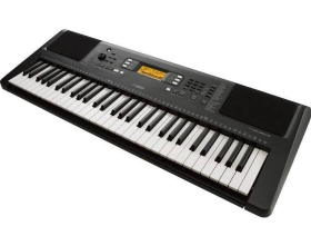 Преносим синтезатор Yamaha PSR E360 Maple