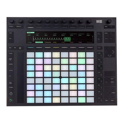 Миди контролер Ableton Push 2