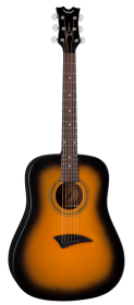 Акустична китара DEAN  AXS Dreadnought - Tobacco Sunburst
