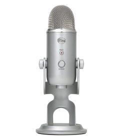 Студиен микрофон BLUE Yeti Studio Microphone
